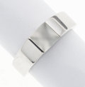 Estate Jewelry:Rings, Moonstone, White Gold Ring, Cartier. ...