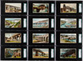 "Non-Sport Cards:Sets, 1890 N102 Duke ""Bridges"" Complete Set (25) #2 on the SGC SetRegistry. ..."
