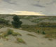 CHARLES WARREN EATON (American, 1857-1937) The Gray Dunes, Belgium, circa 1913 Oil on canvas 30 x 36 inches (76.2 x 9