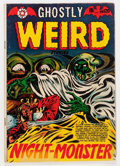 Golden Age (1938-1955):Horror, Ghostly Weird Stories #120 Signed by L. B. Cole (Star Publications,1953) Condition: VG+....