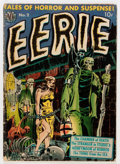 Golden Age (1938-1955):Horror, Eerie #2 Signed by Wally Wood (Avon, 1951) Condition: GD....