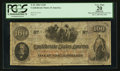 Confederate Notes:1862 Issues, T41 $100 1862 PF-50 Cr. 325.. ...