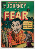 Golden Age (1938-1955):Horror, Journey Into Fear #6 (Superior Comics, 1952) Condition: FN....