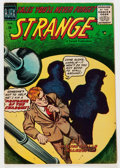 Silver Age (1956-1969):Horror, Strange #1 (Ajax/Farrell, 1957) Condition: FN/VF....