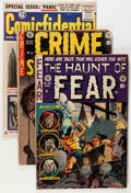 Golden Age (1938-1955):Miscellaneous, EC Comics Group (EC, 1950s).... (Total: 7 Comic Books)