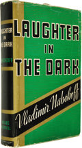 Books:First Editions, Vladimir Nabokoff: Laughter in the Dark (Indianapolis &New York: The Bobbs-Merrill Company, 1938), first edition, 292 p...(Total: 1 Item)