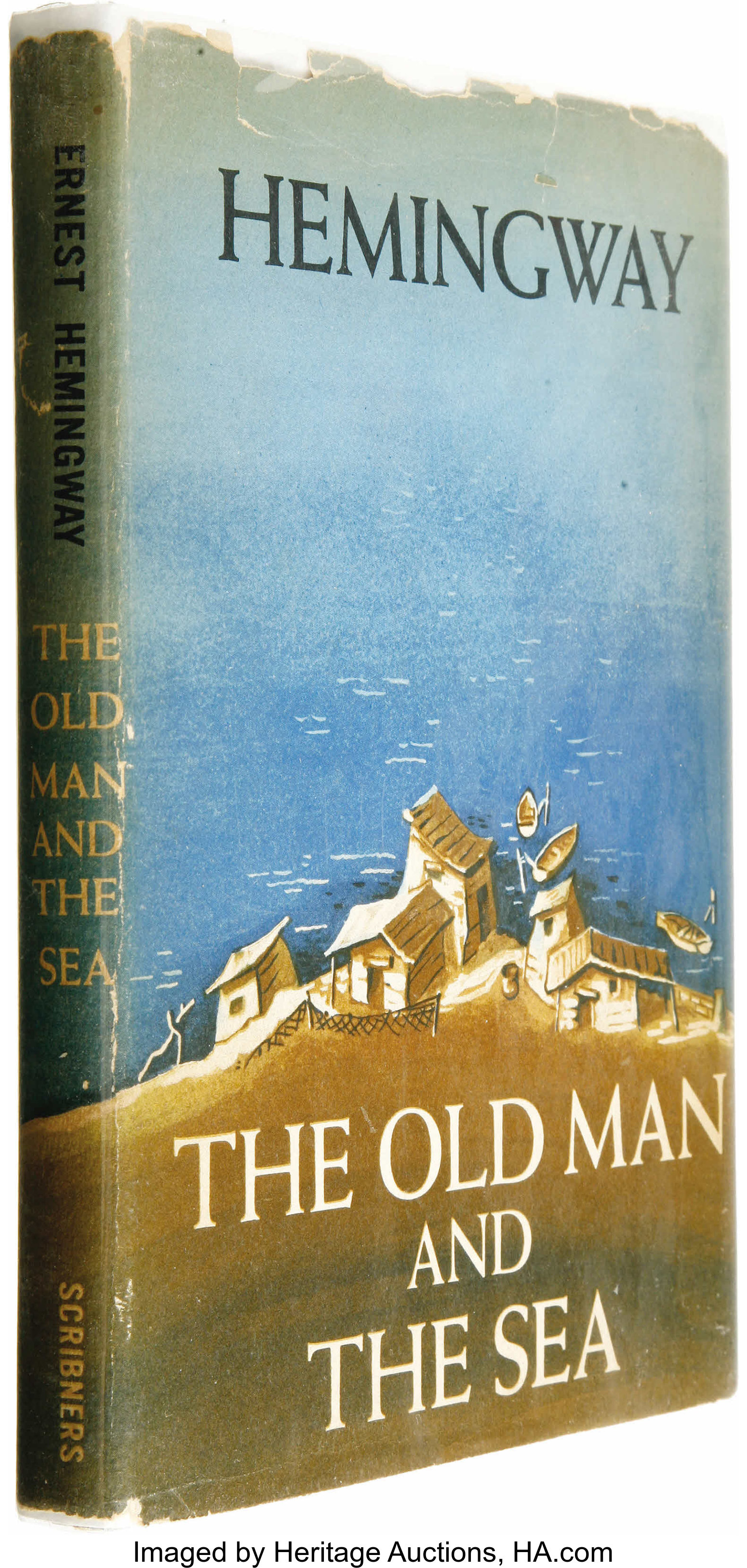 Ernest Hemingway: The Old Man and the Sea (New York: Charles
