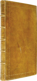 Books:Pamphlets & Tracts, Thomas Paine: Rights of Man: Being an Answer to Mr. Burke's Attack on the French Revolution (London: Printed for J. ... (Total: 1 Item)