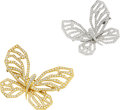 Estate Jewelry:Brooches - Pins, Diamond, Gold Brooches. ...