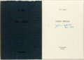 Books:Literature 1900-up, John Updike. SIGNED. Going Abroad. Helsinki: Eurographica,[1988]. First edition, limited to 350 numbered copies. ...