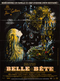 "Movie Posters:Fantasy, La Belle et la Bete (SND Groupe M6, R-2013). French Grande (46.25"" X 63""). Fantasy.. ..."