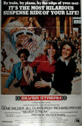 Entertainment Collectibles:Movie, [Movie Posters]. Pair of Movie Posters. Includes The World's Greatest Lover (1977) and Silver Streak (Style ...