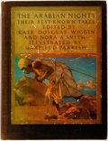 Books:Literature 1900-up, Maxfield Parrish, illustrator. The Arabian Nights. TheirBest-Known Tales. Edited by Kate Douglas Wiggin and Nor...
