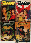 Pulps:Detective, Shadow Group (Street & Smith, 1938-49).... (Total: 9 ComicBooks)