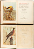 Books:Natural History Books & Prints, Neltje Blanchan. Birds that Hunts and are Hunted [and:] Bird Neighbors. New York: Doubleday & McClure, 1898.... (Total: 2 Items)