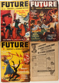 Pulps:Science Fiction, Future Group (Columbia, 1939-43) Condition: Average GD.... (Total:15 Items)