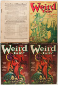 Pulps:Horror, Weird Tales Group (Popular Fiction, 1948-49) Condition: AverageVG/FN.... (Total: 19 Items)