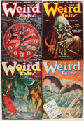 Pulps:Horror, Weird Tales Group (Popular Fiction, 1950-53) Condition: AverageVG/FN.... (Total: 18 Items)