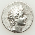 Ancients:Greek, Ancients: CAPPADOCIAN KINGDOM. Ariarathes VII (116-100 BC). ARdrachm (4.16 gm)....