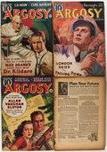 Pulps:Adventure, Argosy Group (Munsey, 1938-40) Condition: Average VG.... (Total: 15Comic Books)