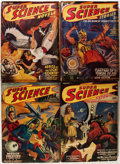 Pulps:Science Fiction, Super Science Stories Group (Popular, 1940-51) Condition: AverageVG+....