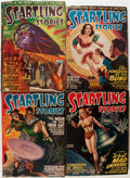 Pulps:Science Fiction, Startling Stories Box Lot (Standard, 1939-50) Condition: Average GD/VG....