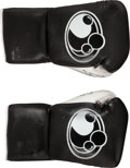 Boxing Collectibles:Memorabilia, 2005 Roy Jones, Jr. Fight Worn Gloves from Antonio Tarver Bout....