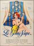 """Movie Posters:Foreign, La Bonne Soupe (20th Century Fox, 1964). French Grande (47"""" X 63"""") Style A. Foreign.. ..."""