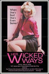 """Her Wicked Ways (Unknown, 1983). One Sheets (21) (25"""" X 38""""). Adult. ... (Total: 21 Items)"""