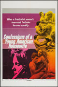 """Movie Posters:Adult, Confessions of a Young American Housewife (Associated Film Distribution, 1976). One Sheets (35) (28"""" X 42""""). Adult.. ... (Total: 35 Items)"""