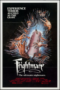 "Frightmare (Saturn International, 1983). One Sheets (61) (27"" X 41""). Horror. ... (Total: 61 Items)"