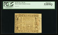 Colonial Notes:Rhode Island, Rhode Island May 1786 30s PCGS About New 53PPQ.. ...