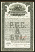 Miscellaneous:Other, Three Railroad Bonds.. ... (Total: 3 items)