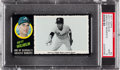 Baseball Cards:Singles (1970-Now), 1971 Topps Greatest Moments Wilhelm #2 PSA Mint 9 - Pop One, NoneHigher! ...