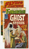 Silver Age (1956-1969):Horror, Ghost Stories and Others Group (Dell, 1963-69).... (Total: 7 ComicBooks)