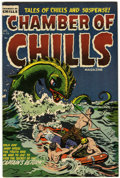 Golden Age (1938-1955):Horror, Chamber of Chills #26 File Copy (Harvey, 1954) Condition: VF....