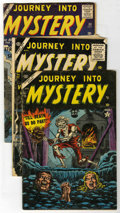 Golden Age (1938-1955):Horror, Journey Into Mystery Group (Marvel, 1954-62).... (Total: 7 ComicBooks)