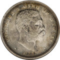 Coins of Hawaii: , 1883 50C Hawaii Half Dollar--Cleaned--ANACS. AU Details, Net XF45.NGC Census: (22/186). PCGS Population (31/295). Mintage:...