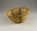 Other, A PANAMINT COILED BOWL. c. 1910. ...