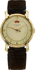 Timepieces:Wristwatch, LeCoultre Ref. 3120 Automatic With Up/Down Indicator, circa 1950....