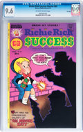Bronze Age (1970-1979):Humor, Richie Rich Success Stories #63 File Copy (Harvey, 1975) CGC NM+9.6 Off-white to white pages....