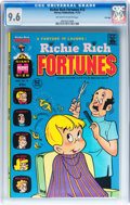 Bronze Age (1970-1979):Humor, Richie Rich Fortunes #13 File Copy (Harvey, 1973) CGC NM+ 9.6Off-white to white pages....