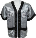 Miscellaneous Collectibles:General, 2004 MMA Greats Signed Cornerman's Jacket. ...