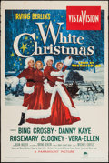 """Movie Posters:Musical, White Christmas (Paramount, 1954). One Sheet (28"""" X 42"""") &Trimmed One Sheet (24.75"""" X 42""""). Musical.. ... (Total: 2 Items)"""