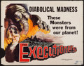 "Movie Posters:Documentary, The Executioners & Other Lot (Vitalite Films, 1959). Half Sheet (22"" X 28"") & Insert (14"" X 36""). Documentary.. ... (Total: 2 Items)"