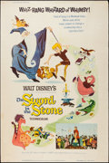 """Movie Posters:Animation, The Sword in the Stone (Buena Vista, 1963). Poster (40"""" X 60"""").Animation.. ..."""