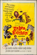 """Movie Posters:Comedy, Zebra in the Kitchen & Others (MGM, 1965). Posters (9) (40"""" X 60""""). Comedy.. ... (Total: 9 Items)"""
