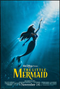 """Movie Posters:Animation, The Little Mermaid (Buena Vista, R-1997). One Sheet (27"""" X 40"""") Advance. Animation.. ..."""
