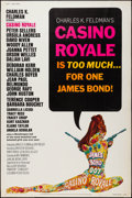 "Movie Posters:James Bond, Casino Royale (Columbia, 1967). Poster (40"" X 60""). James Bond.. ..."