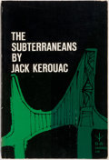 Books:Literature 1900-up, Jack Kerouac. The Subterraneans. New York: Grove Press,[n.d., 1958]. First edition thus. Publisher's printed wrappe...